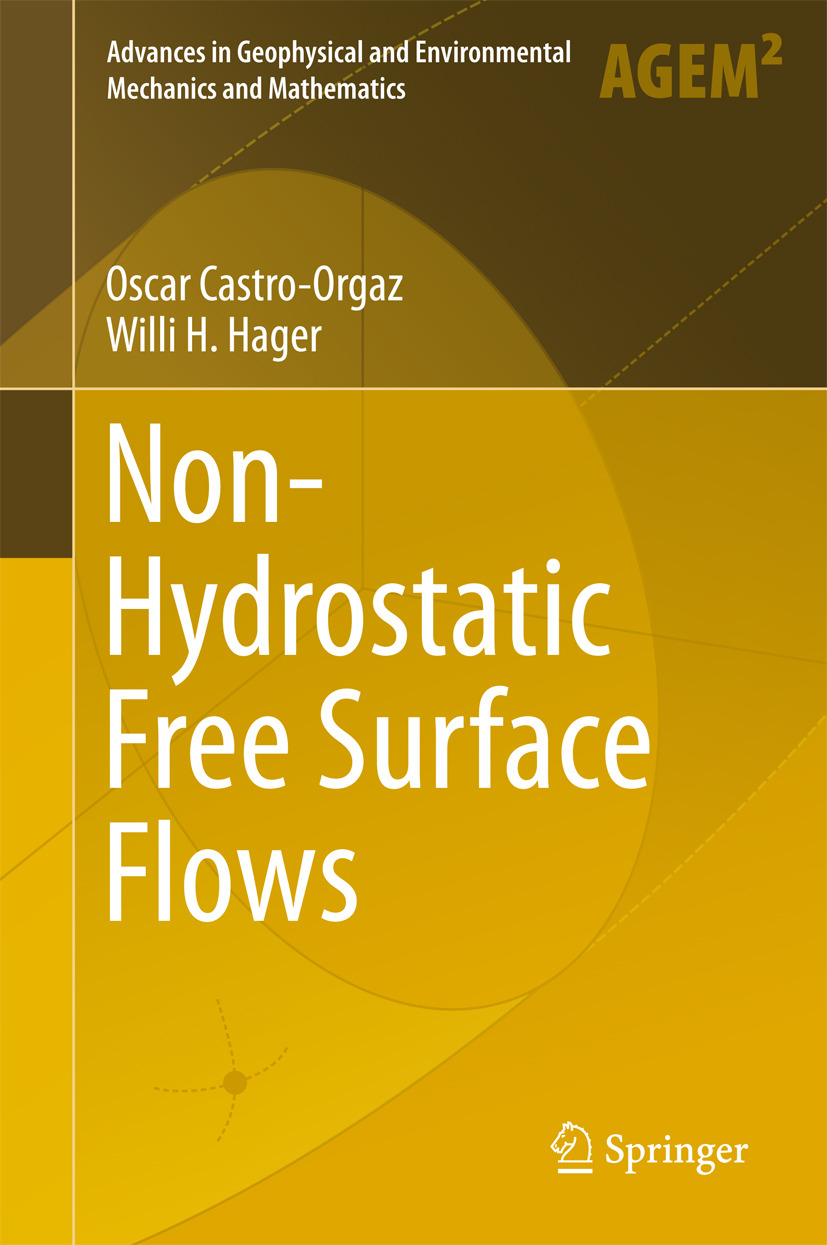 Castro-Orgaz, Oscar - Non-Hydrostatic Free Surface Flows, ebook