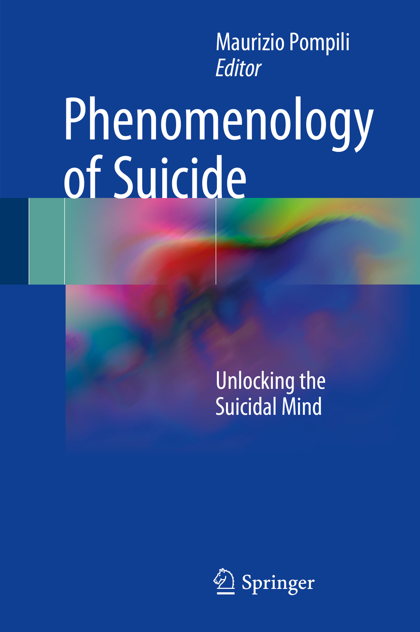 Pompili, Maurizio - Phenomenology of Suicide, ebook