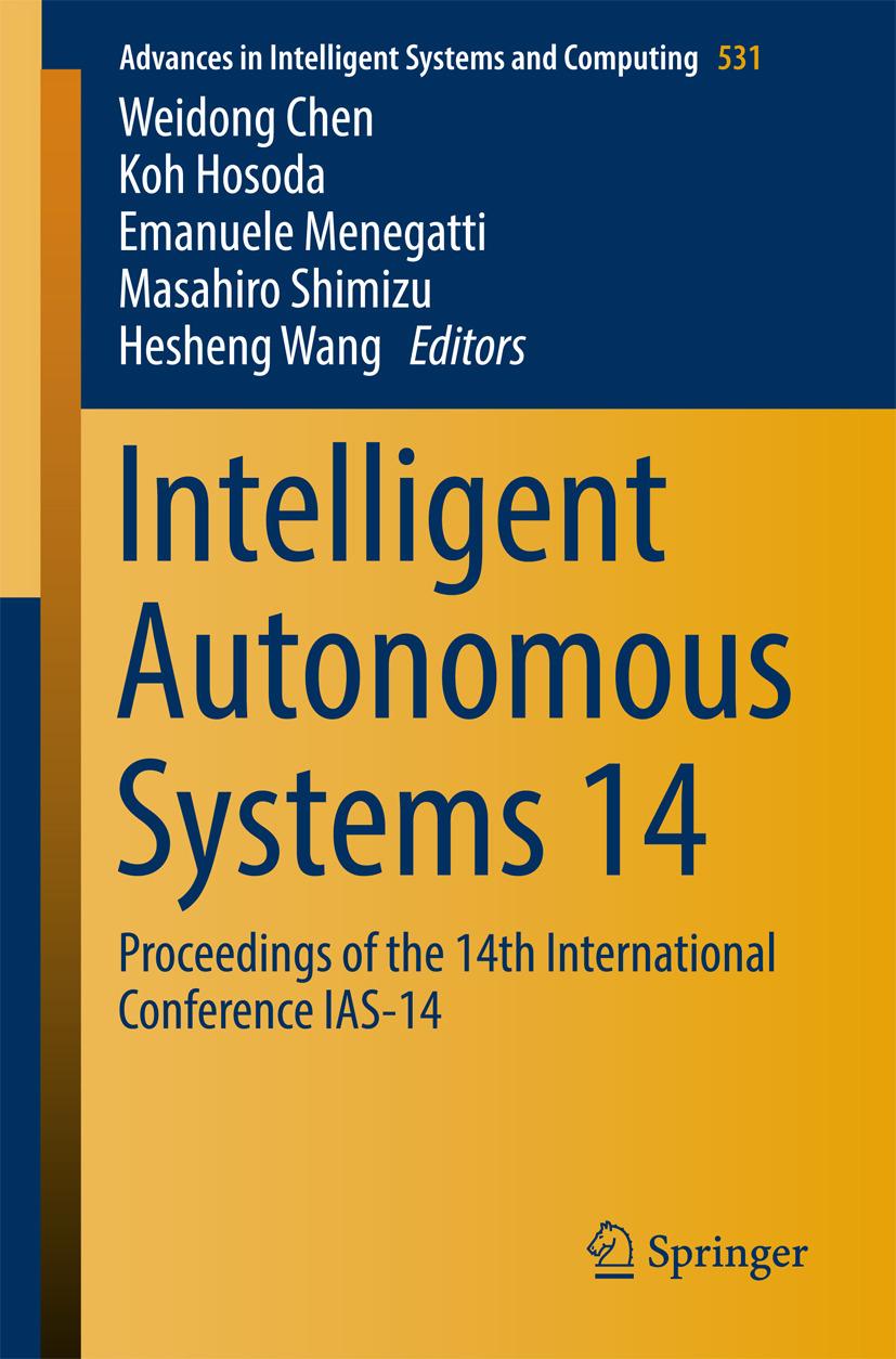 Chen, Weidong - Intelligent Autonomous Systems 14, ebook