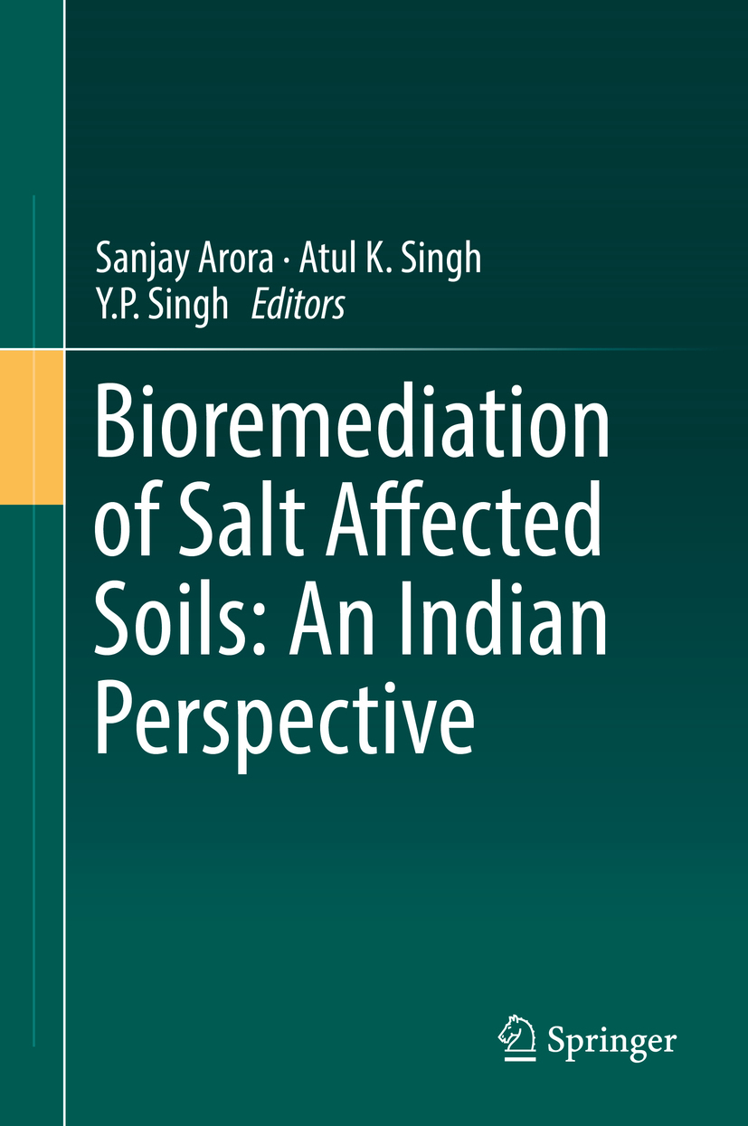 Arora, Sanjay - Bioremediation of Salt Affected Soils: An Indian Perspective, ebook