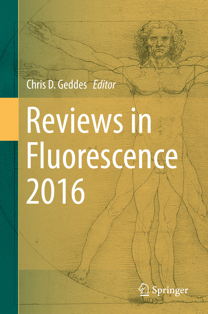 Geddes, Chris D. - Reviews in Fluorescence 2016, ebook
