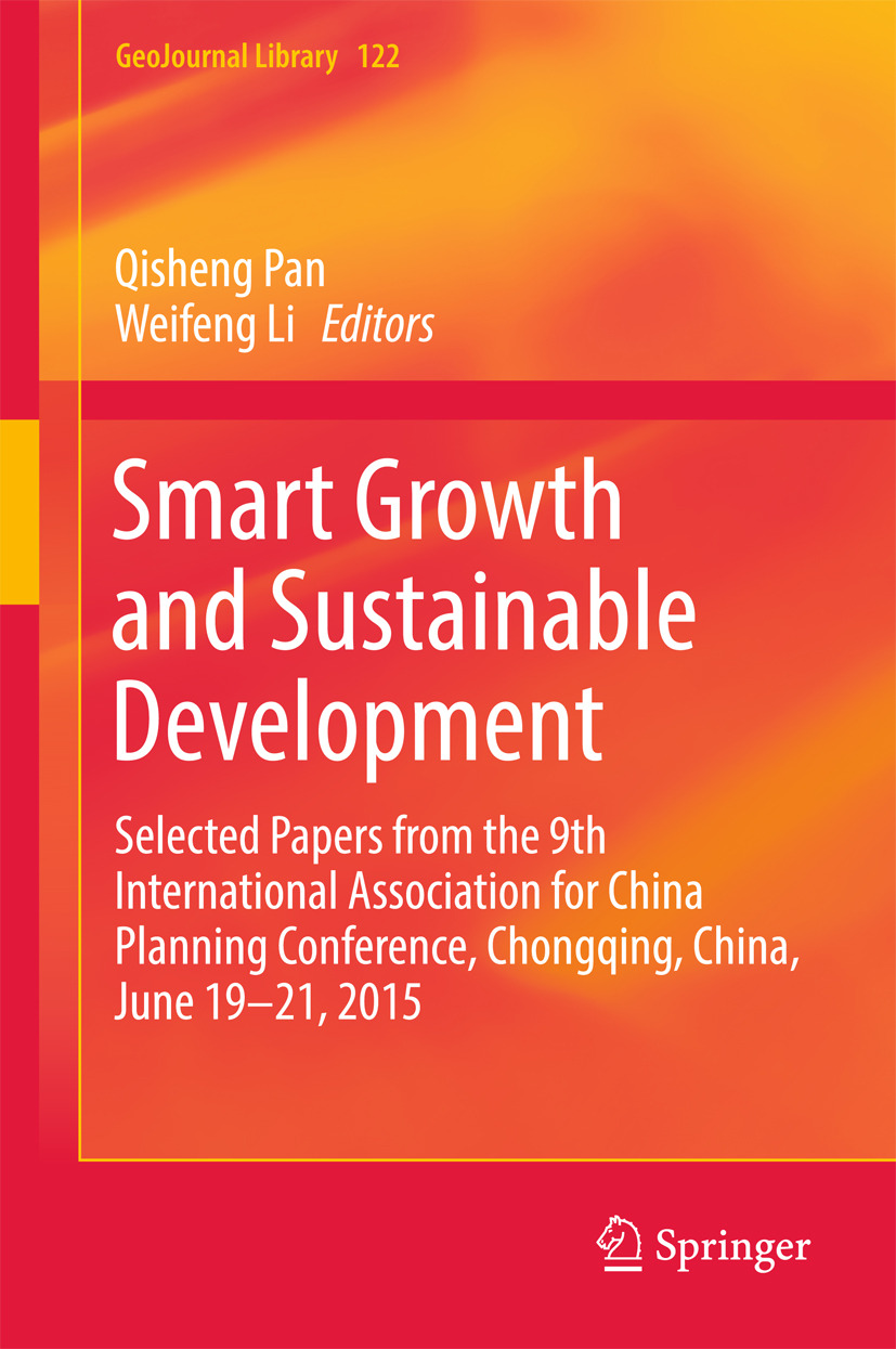 Li, Weifeng - Smart Growth and Sustainable Development, ebook