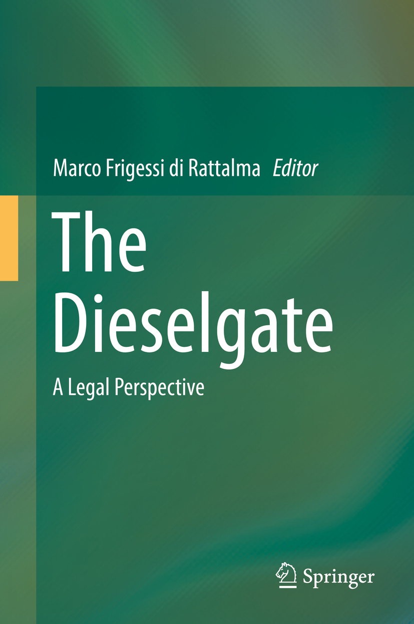 Rattalma, Marco Frigessi di - The Dieselgate, ebook