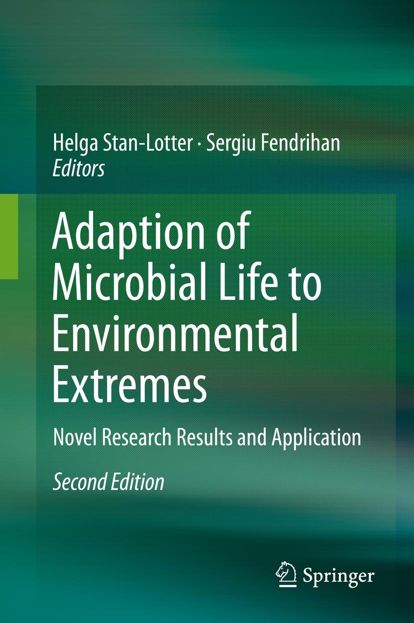 Fendrihan, Sergiu - Adaption of Microbial Life to Environmental Extremes, ebook