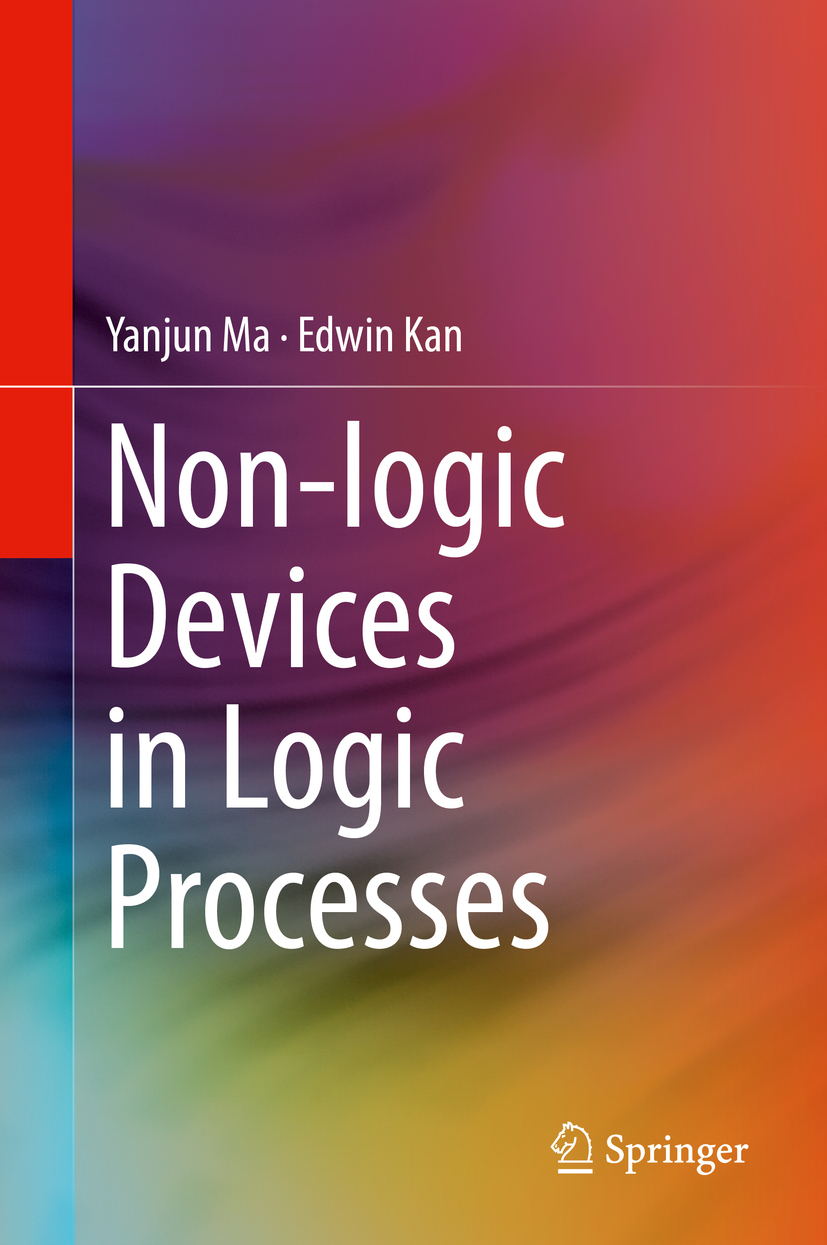 Kan, Edwin - Non-logic Devices in Logic Processes, ebook