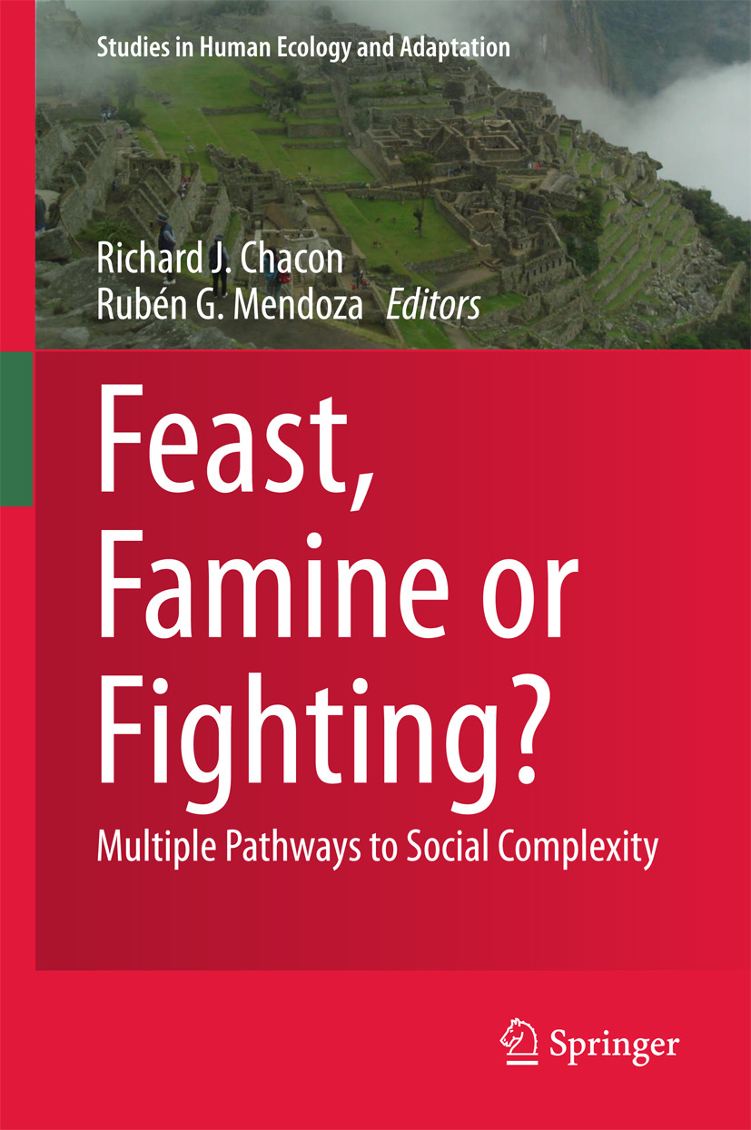 Chacon, Richard J. - Feast, Famine or Fighting?, ebook