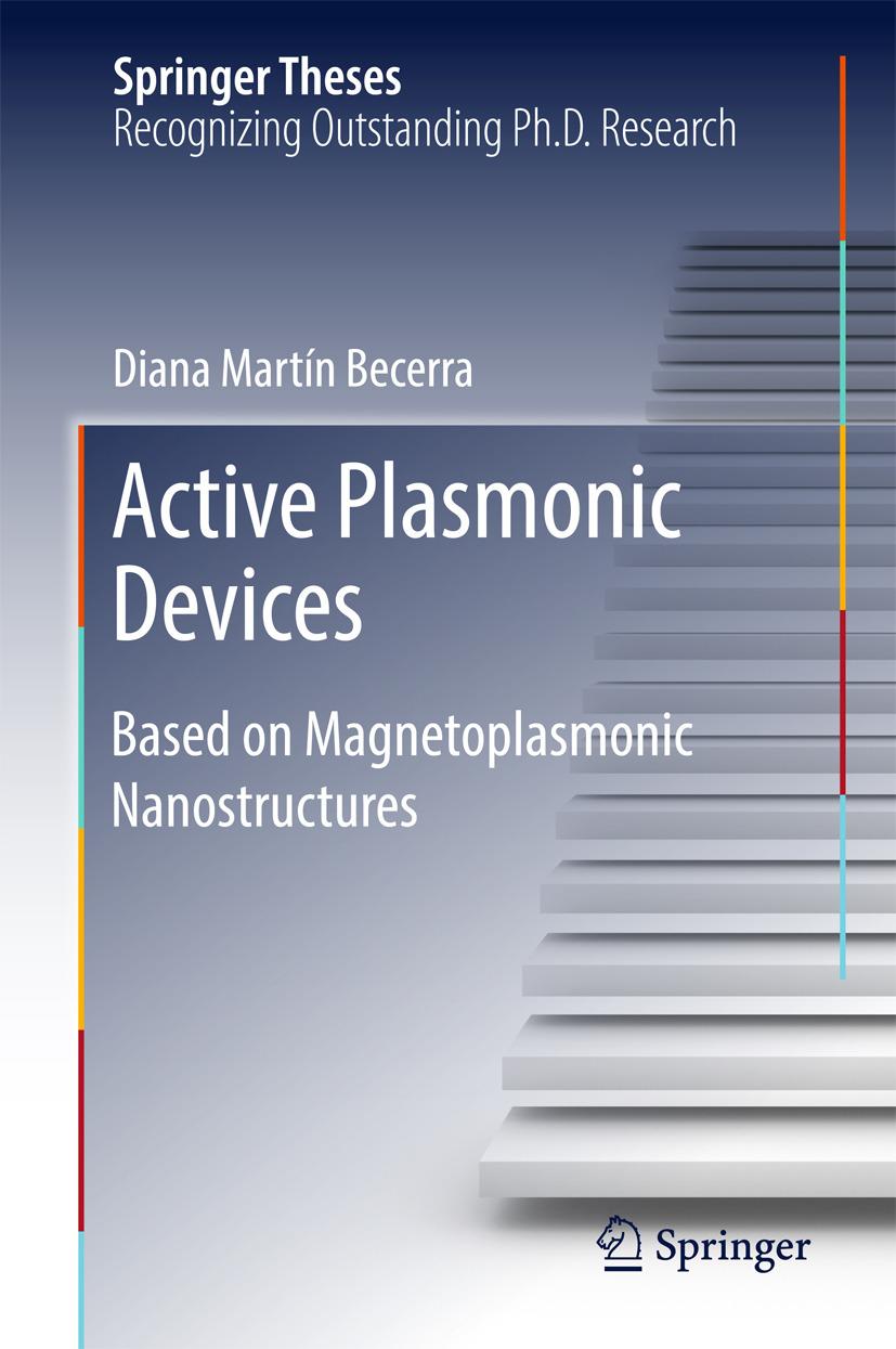 Becerra, Diana Martín - Active Plasmonic Devices, ebook