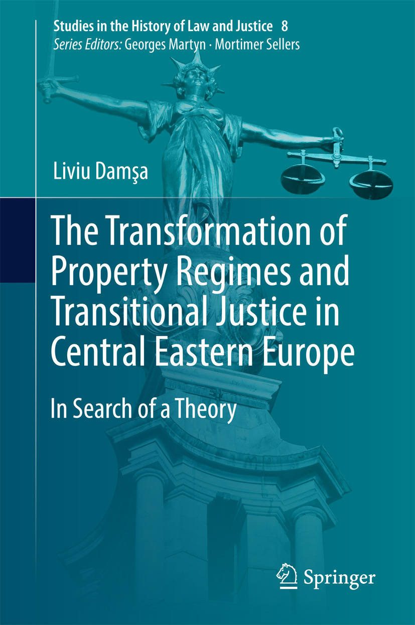 Damşa, Liviu - The Transformation of Property Regimes and Transitional Justice in Central Eastern Europe, ebook