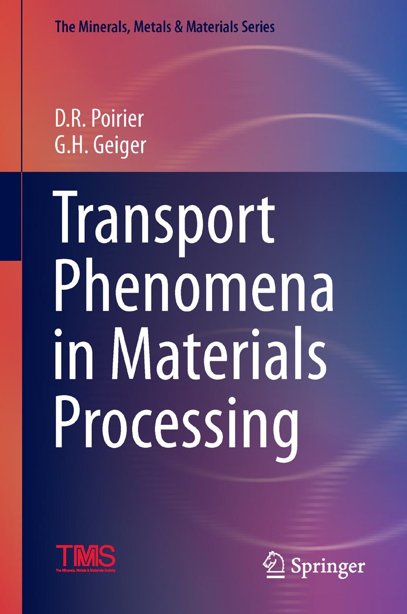Geiger, G. H. - Transport Phenomena in Materials Processing, ebook