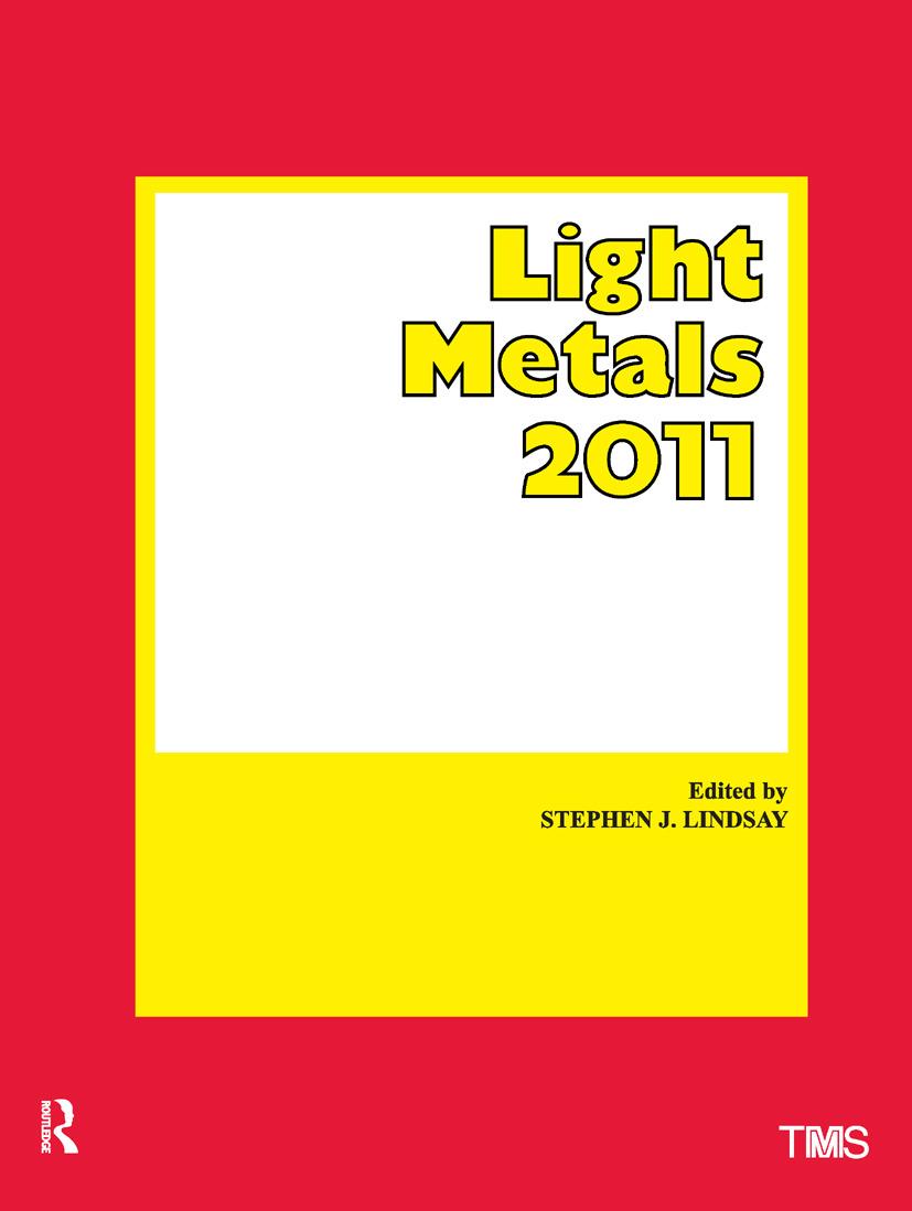 Lindsay, Stephen J. - Light Metals 2011, ebook