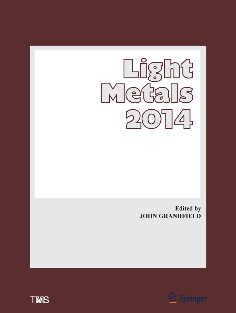 Grandfield, John - Light Metals 2014, ebook