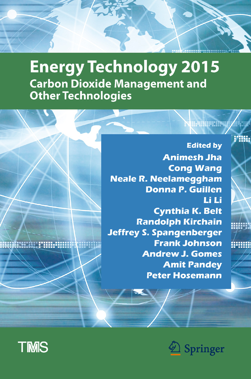 Belt, Cynthia K. - Energy Technology 2015, ebook