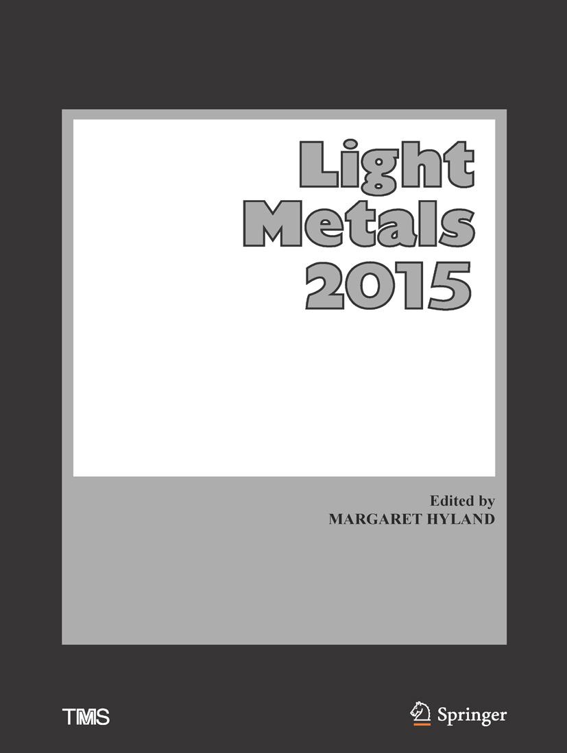 Hyland, Margaret - Light Metals 2015, e-bok