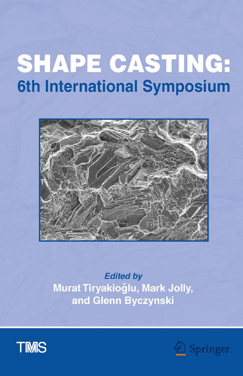 Byczynski, Glenn - Shape Casting: 6th International Symposium, ebook