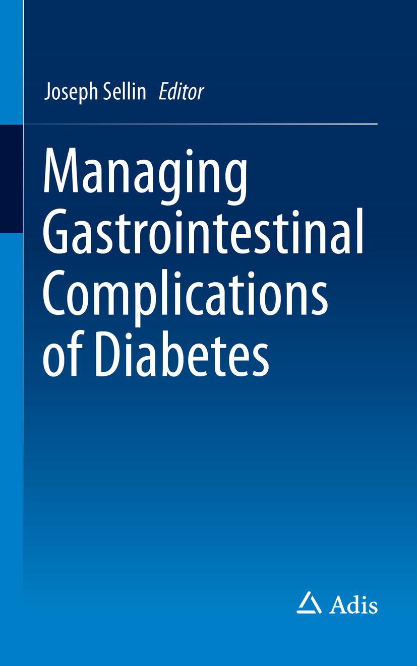 Sellin, Joseph - Managing Gastrointestinal Complications of Diabetes, ebook
