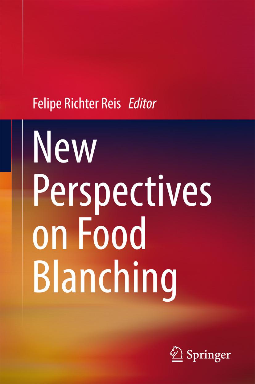 Reis, Felipe Richter - New Perspectives on Food Blanching, ebook