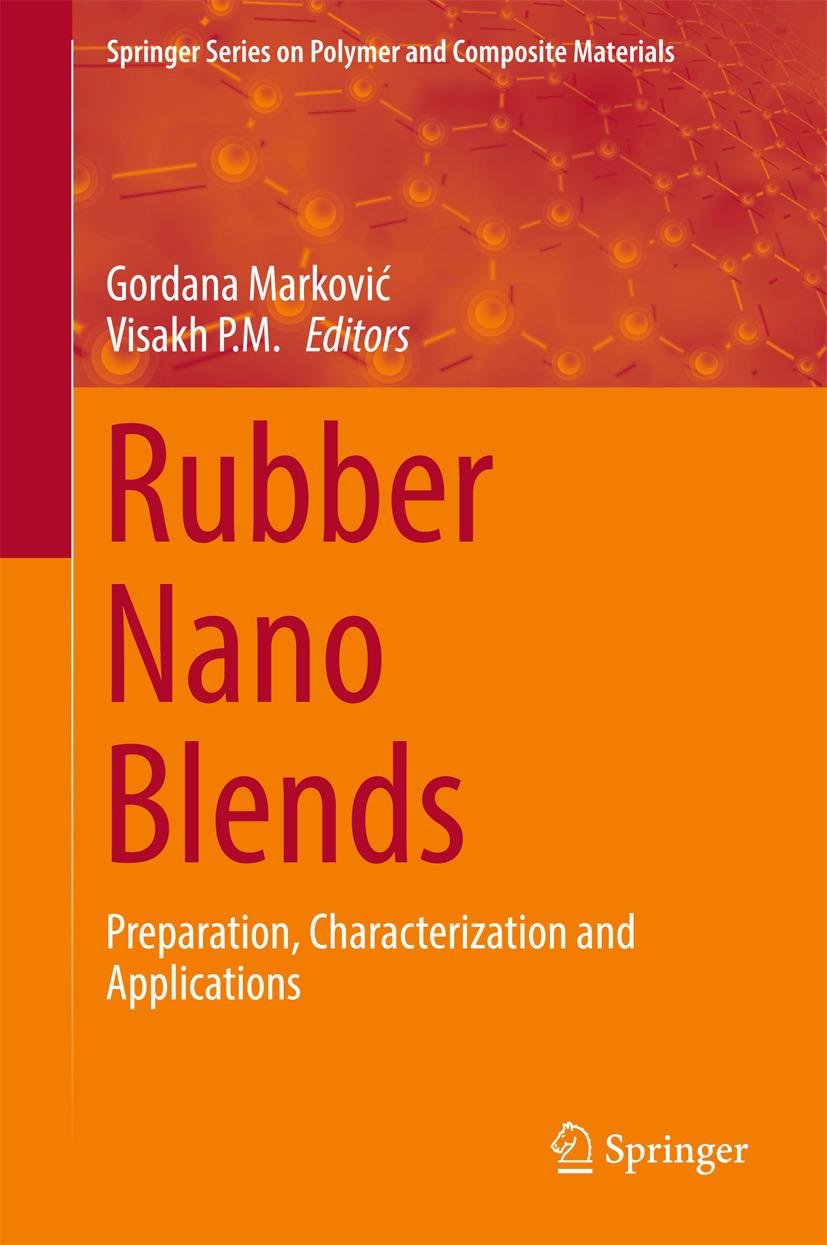 M., Visakh P. - Rubber Nano Blends, ebook