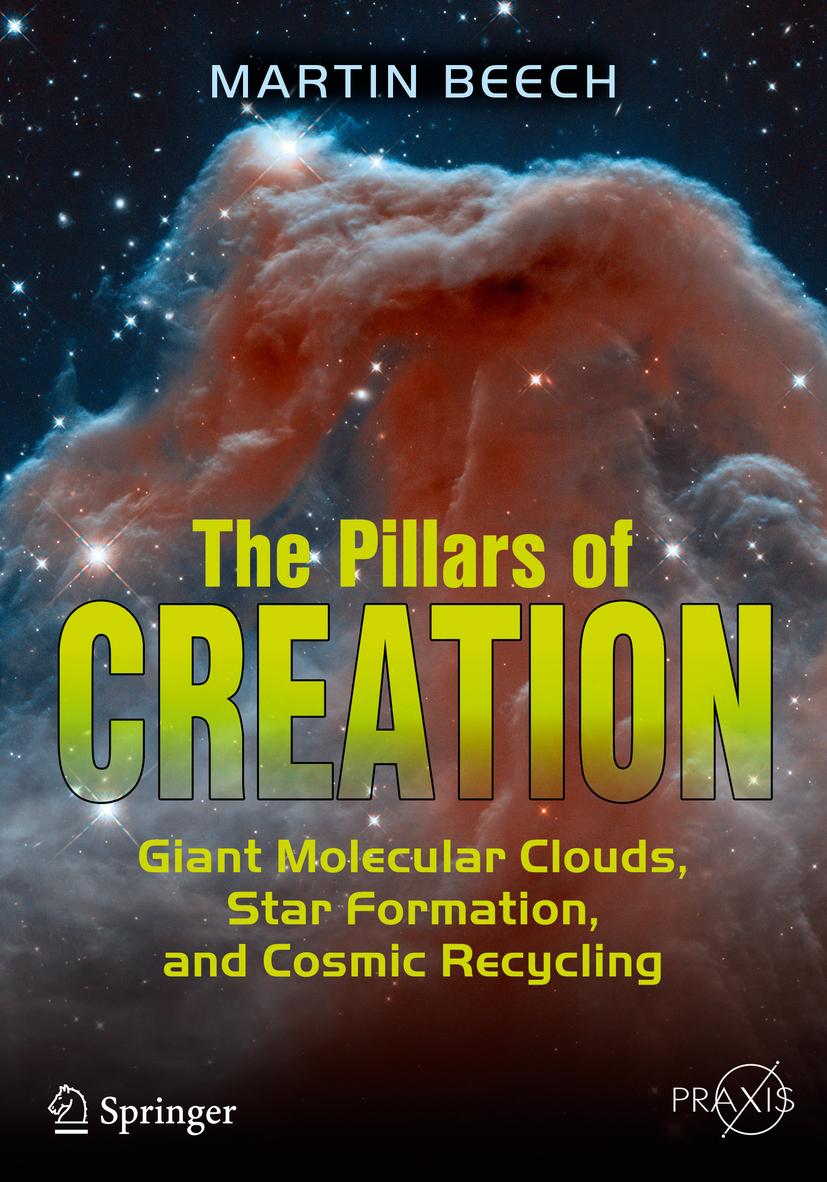 Beech, Martin - The Pillars of Creation, ebook