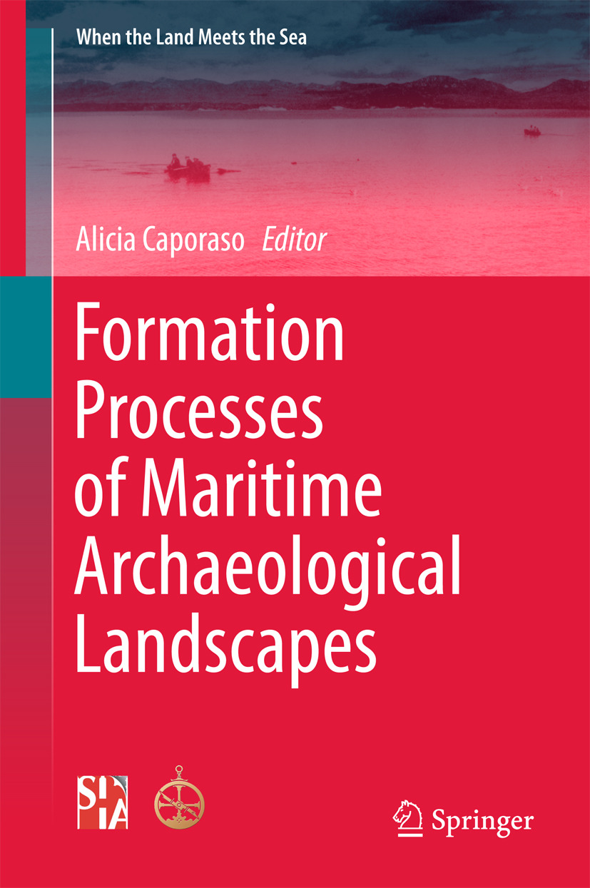Caporaso, Alicia - Formation Processes of Maritime Archaeological Landscapes, ebook
