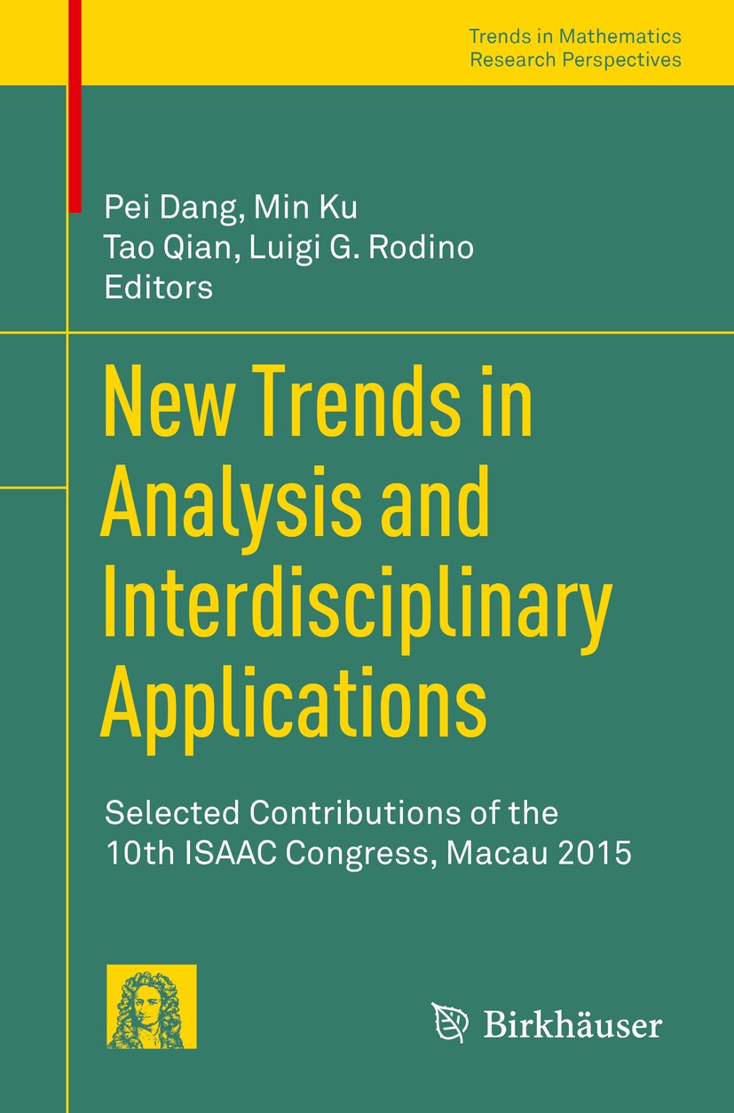 Dang, Pei - New Trends in Analysis and Interdisciplinary Applications, e-bok