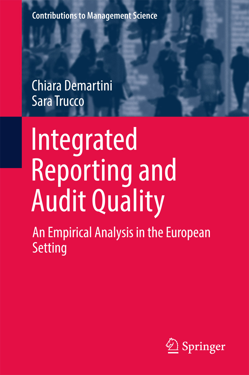 Demartini, Chiara - Integrated Reporting and Audit Quality, e-kirja