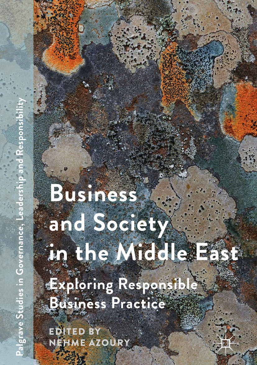 Azoury, Nehme - Business and Society in the Middle East, ebook