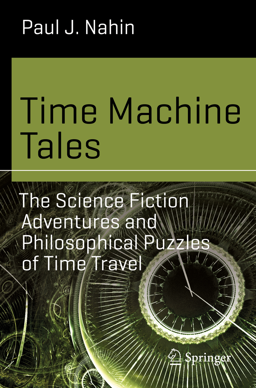Nahin, Paul J. - Time Machine Tales, ebook