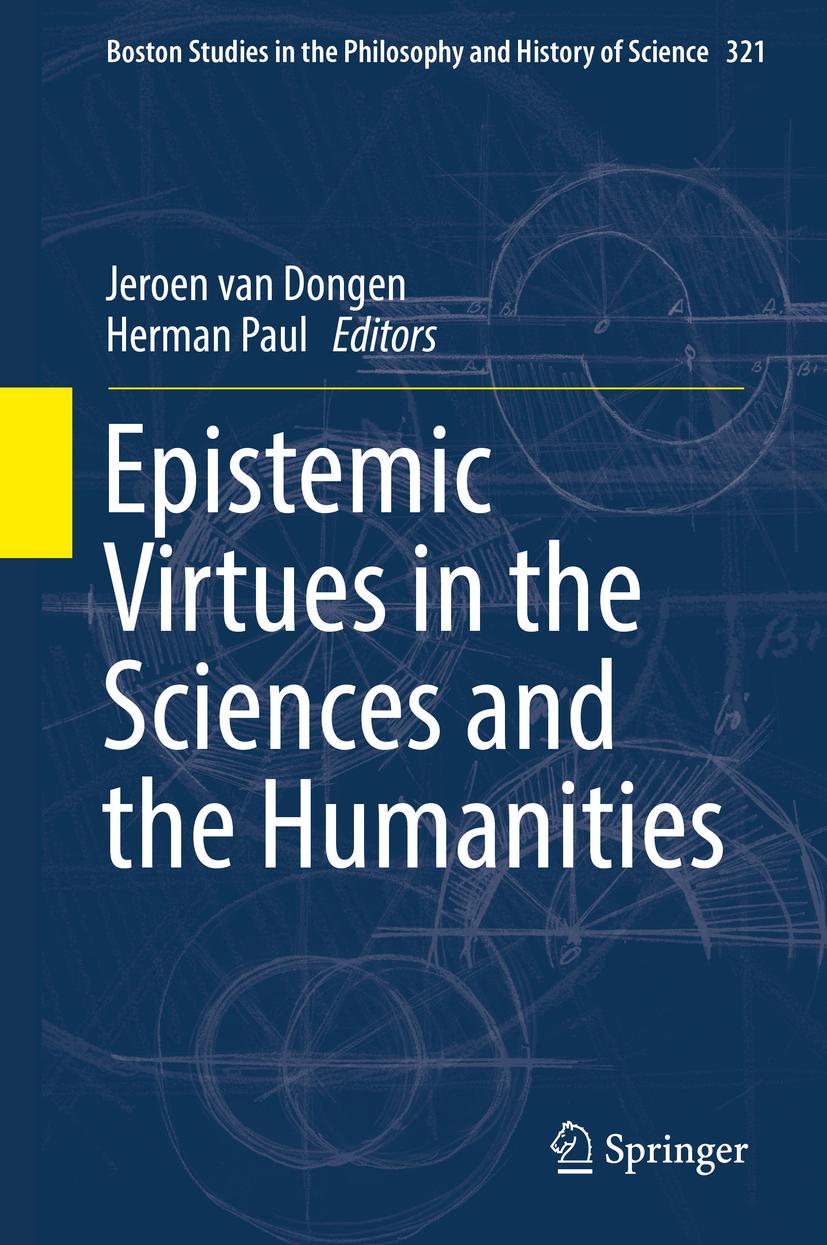 Dongen, Jeroen van - Epistemic Virtues in the Sciences and the Humanities, ebook