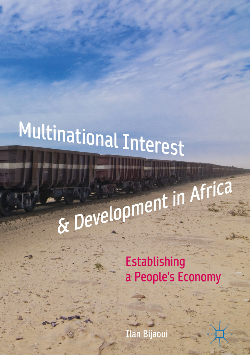 Bijaoui, Ilan - Multinational Interest & Development in Africa, ebook