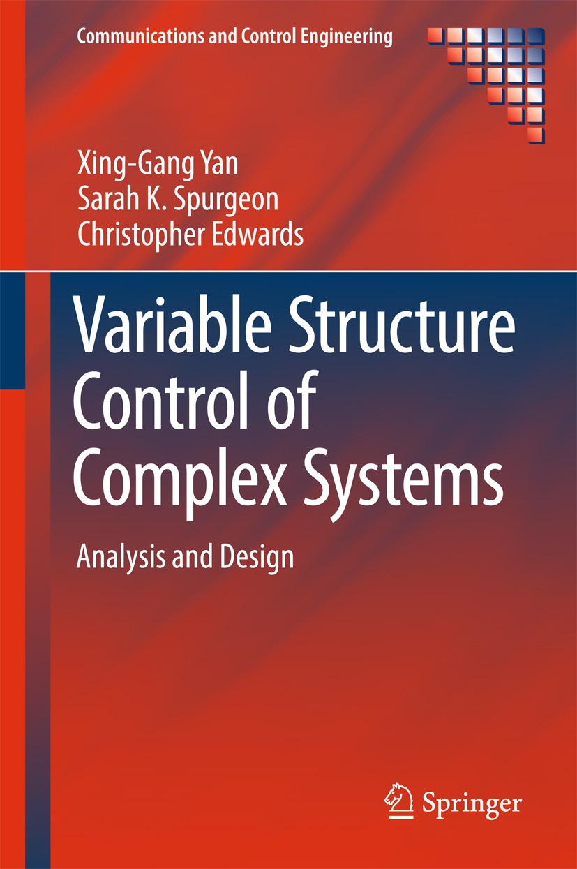 Edwards, Christopher - Variable Structure Control of Complex Systems, ebook