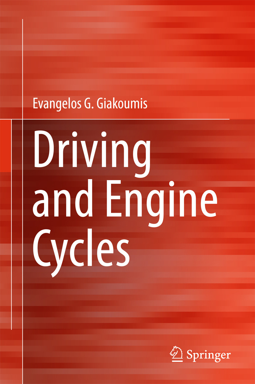 Giakoumis, Evangelos G. - Driving and Engine Cycles, ebook