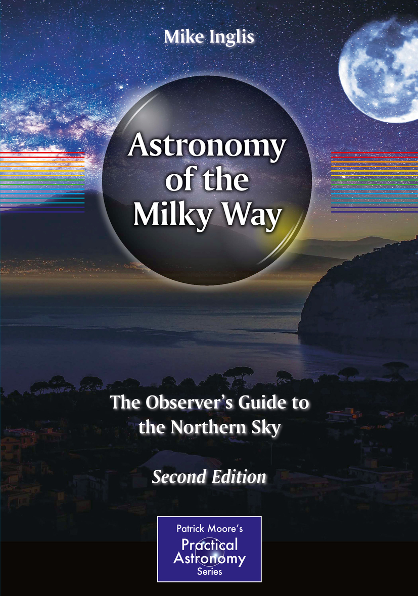 Inglis, Mike - Astronomy of the Milky Way, ebook