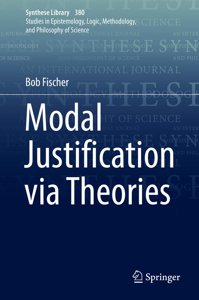 Fischer, Bob - Modal Justification via Theories, ebook