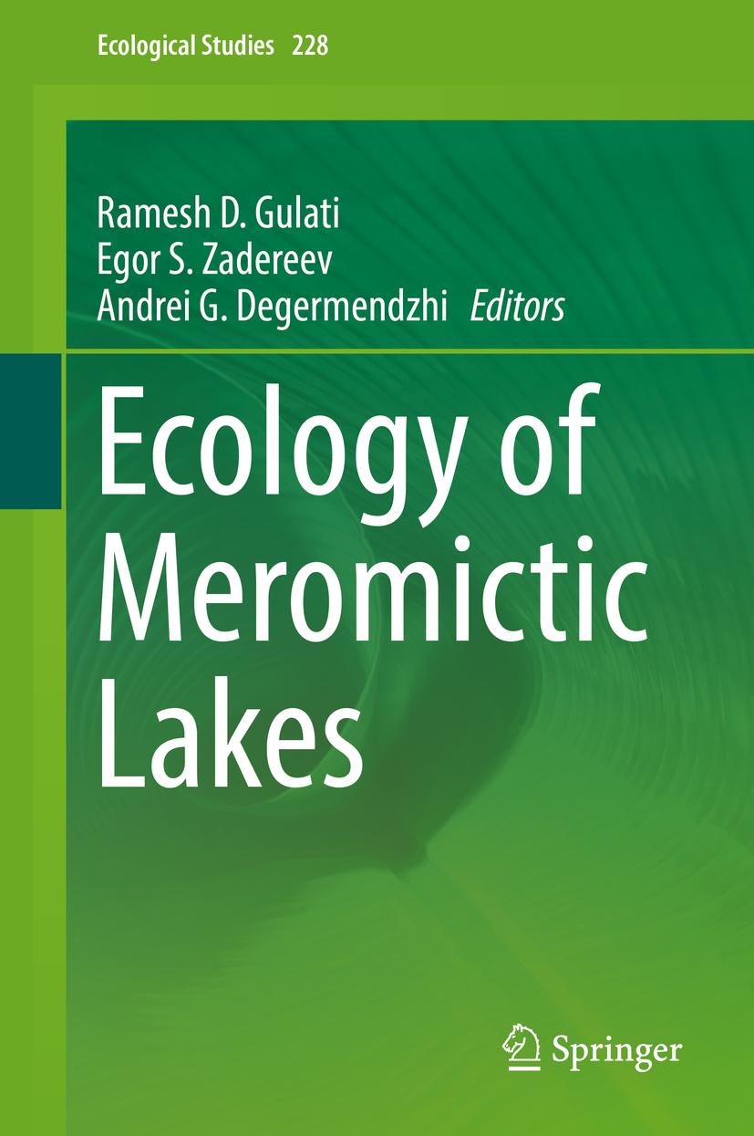 Degermendzhi, Andrei G. - Ecology of Meromictic Lakes, ebook