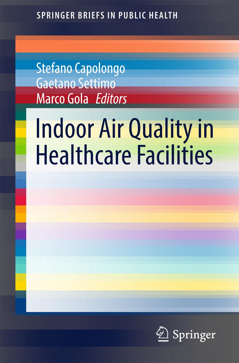 Capolongo, Stefano - Indoor Air Quality in Healthcare Facilities, ebook