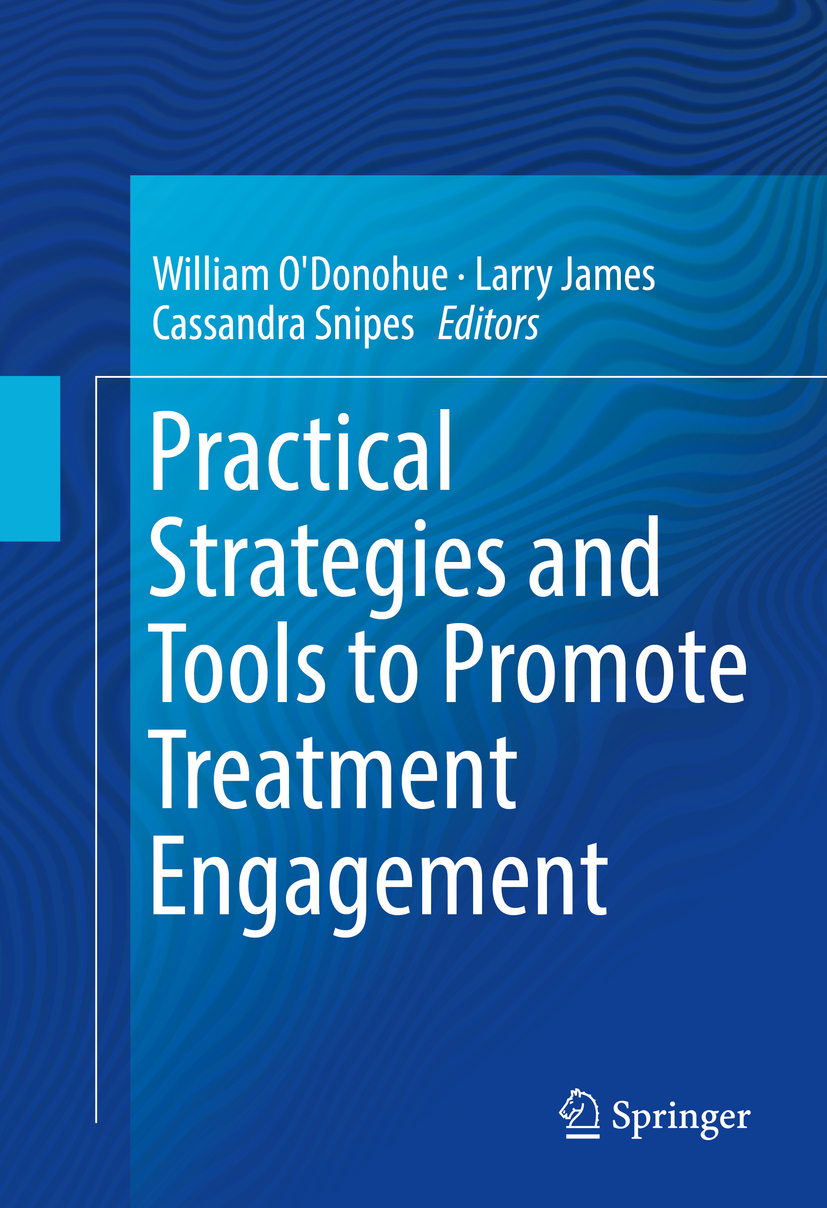 James, Larry - Practical Strategies and Tools to Promote Treatment Engagement, ebook