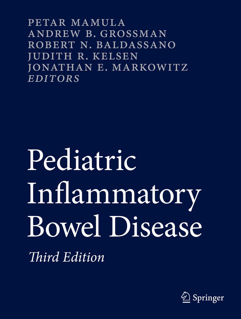 Baldassano, Robert N. - Pediatric Inflammatory Bowel Disease, ebook