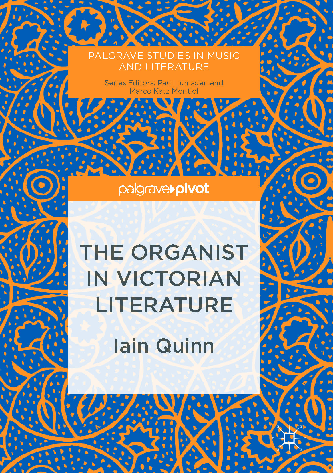 Quinn, Iain - The Organist in Victorian Literature, ebook