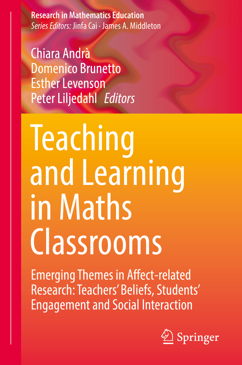 Andrà, Chiara - Teaching and Learning in Maths Classrooms, ebook