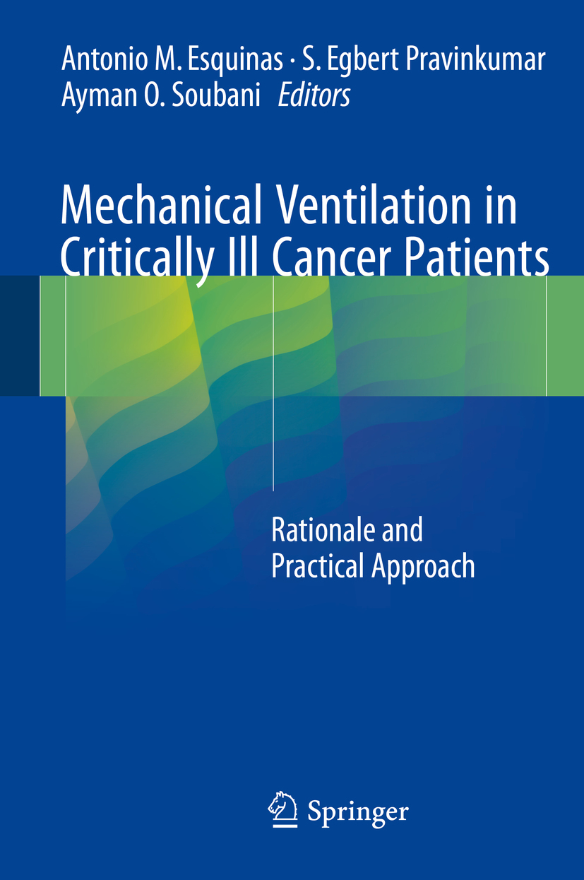 Esquinas, Antonio M. - Mechanical Ventilation in Critically Ill Cancer Patients, e-bok