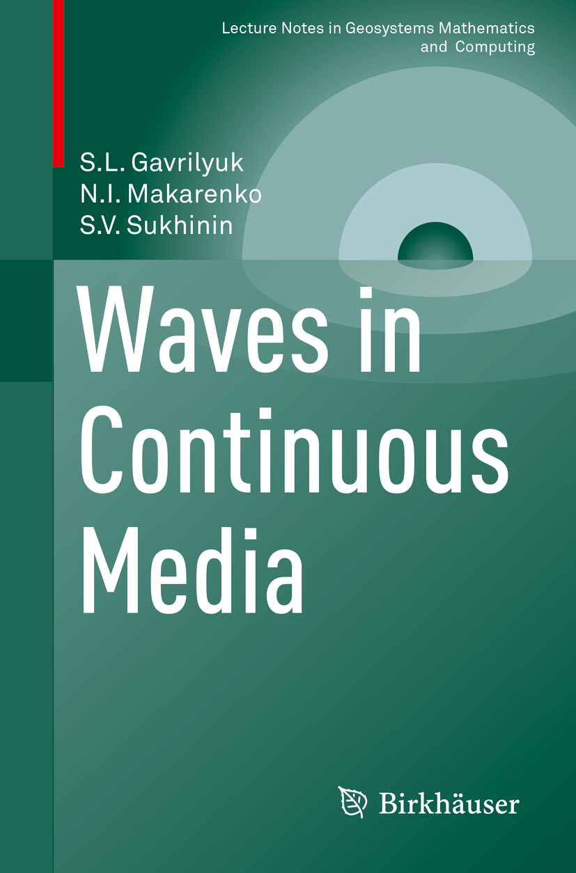 Gavrilyuk, S. L. - Waves in Continuous Media, ebook