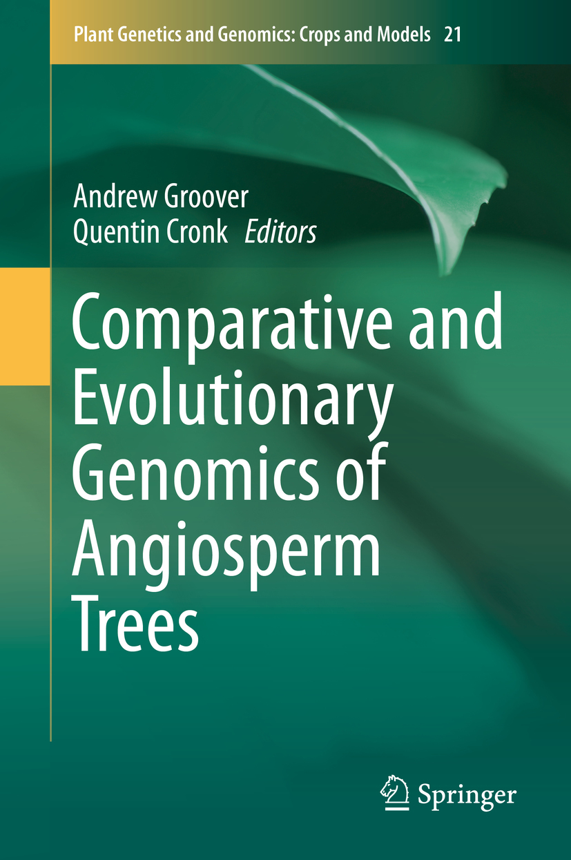 Cronk, Quentin - Comparative and Evolutionary Genomics of Angiosperm Trees, ebook