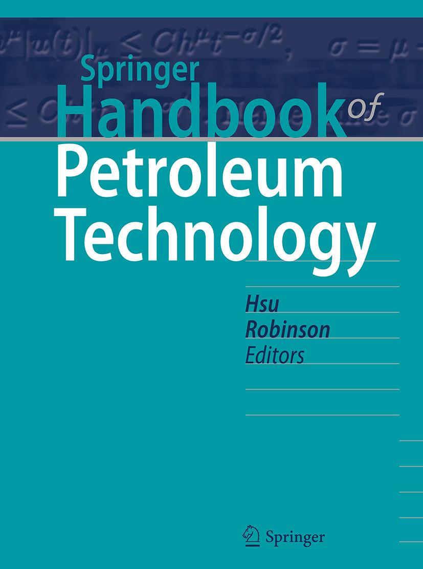 Hsu, Chang Samuel - Springer Handbook of Petroleum Technology, ebook