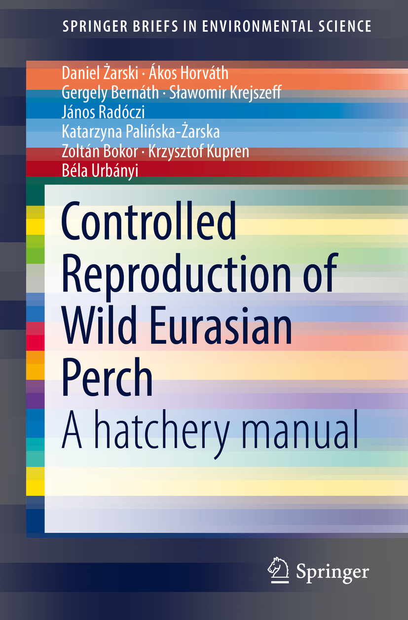 Bernáth, Gergely - Controlled Reproduction of Wild Eurasian Perch, ebook