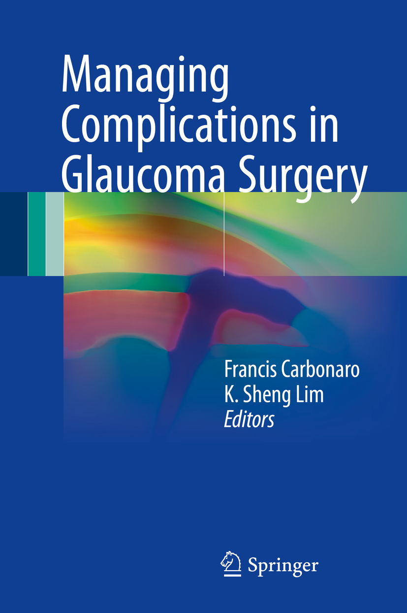 Carbonaro, Francis - Managing Complications in Glaucoma Surgery, ebook