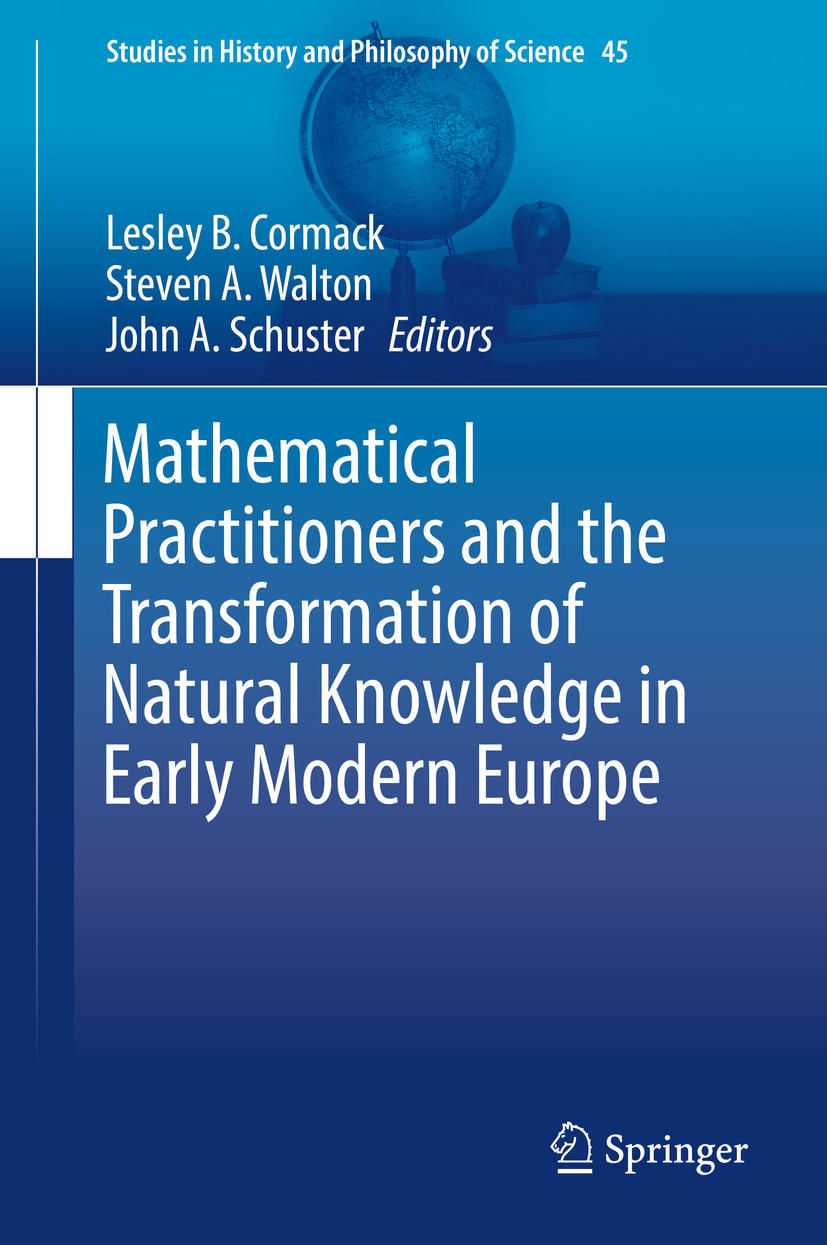 Cormack, Lesley B. - Mathematical Practitioners and the Transformation of Natural Knowledge in Early Modern Europe, ebook