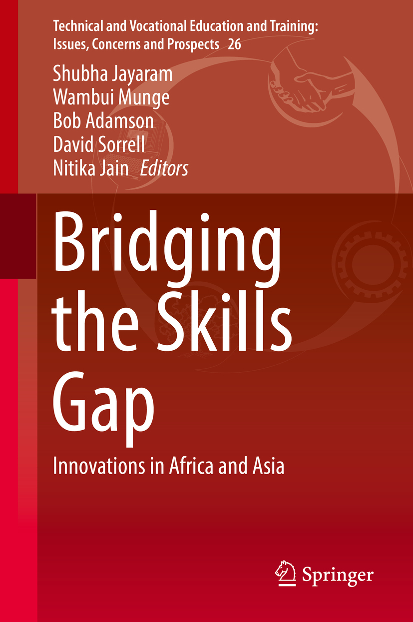 Adamson, Bob - Bridging the Skills Gap, ebook