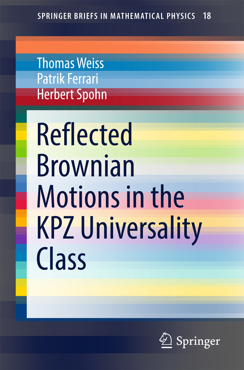 Ferrari, Patrik - Reflected Brownian Motions in the KPZ Universality Class, ebook