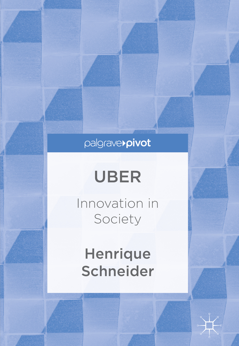 Schneider, Henrique - Uber, ebook