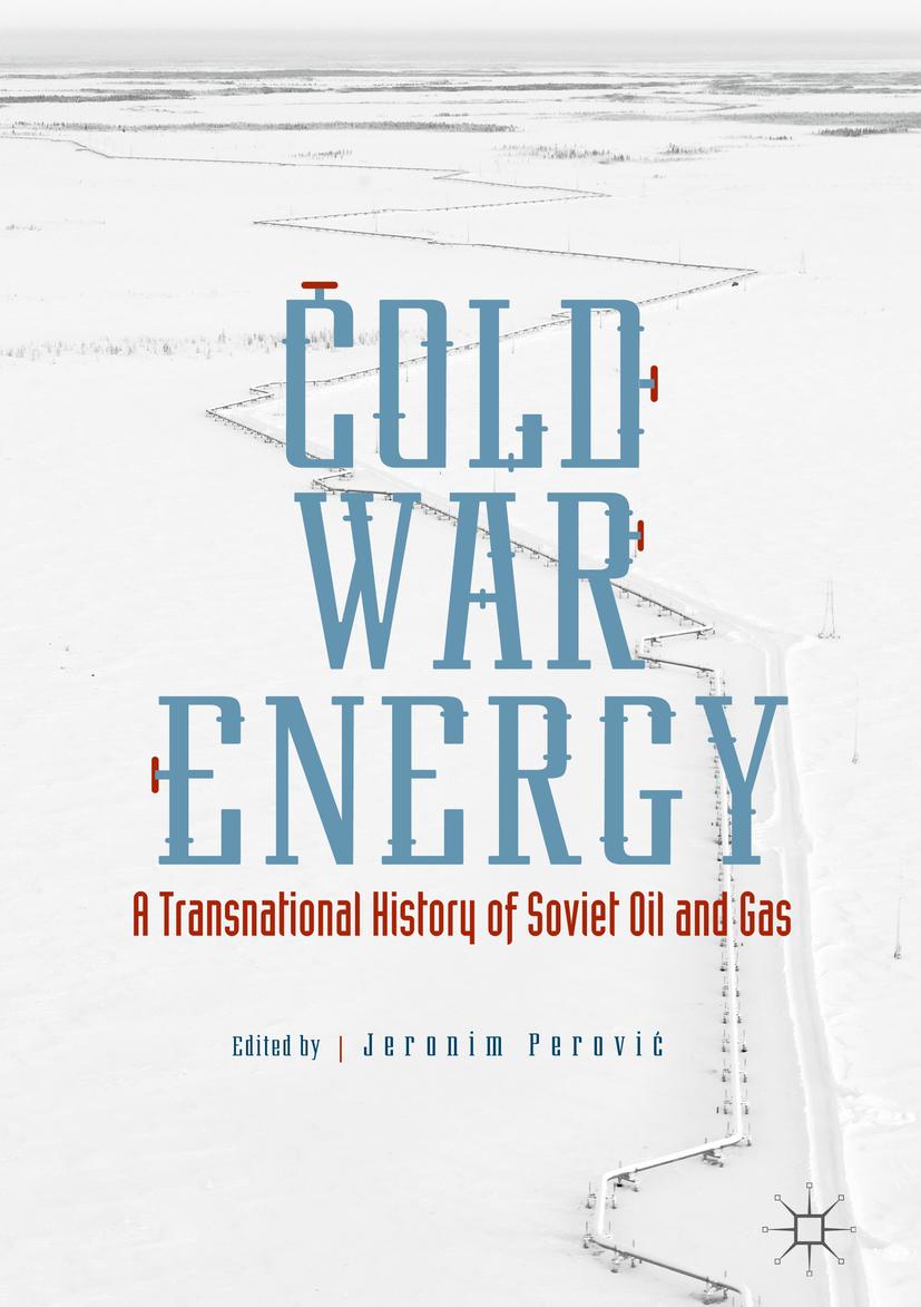 Perović, Jeronim - Cold War Energy, ebook